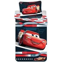 Detské obliečky Cars 3 McQueen micro, 140 x 200 cm, 70 x 90 cm
