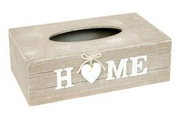 Krabička na kapesníčky Home