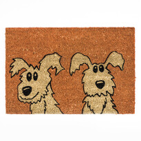 Kokosová rohožka psi, 40 x 60 cm