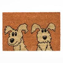 Kókusz lábtörlő kutyák, 40 x 60 cm