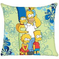 Polštářek The Simpsons 2016, 40 x 40 cm