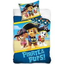Detské bavlnené obliečky Tlapková Patrola Piráti
