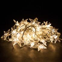 Instalație luminoasă cu steluțe, 50 LED-uri