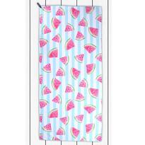 DecoKing Ręcznik kąpielowy Watermelon, 80 x 180 cm