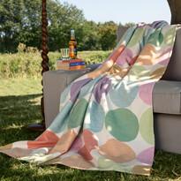 Sorrento Cotton Pur Coloured Candy 2026/100 pléd, 140 x 200 cm