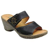 Santé Dámské pantofle vel. 40 černé
