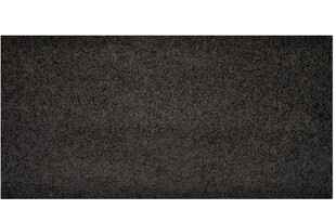 Dywan Elite Shaggy czarny, 60 x 110 cm