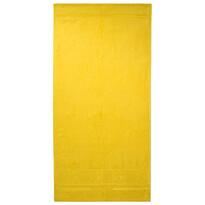 4Home Ręcznik kapielowy Bamboo Premium żółty