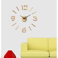Ceas de perete StarDeco, bronz, diam. 60 cm