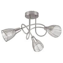 Rabalux 6037 Veronica stropní svítidlo, stříbrná