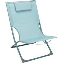 Krzesło składane, niebieski