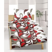 Saténové obliečky Slzy, 140 x 200 cm, 70 x 90 cm