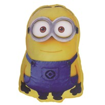 Poduszka Minionki 3D, 28 x 50 cm