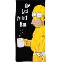 The Simpsons Osuška The Last Perfect Man, 75 x 152 cm