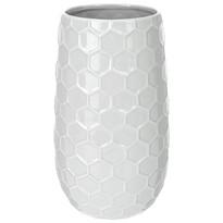 Keramická váza Honey, sivá