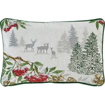 Sander Poduszka dekoracyjna Winter forest, 32 x 48 cm