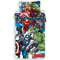 Bavlnené obliečky Avengers 02, 140 x 200 cm, 70 x 90 cm