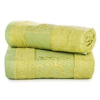 Komplet ręczników bambus Ankara zielony