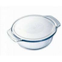 Pyrex pekáč okrúhly s vekom 3,75 l
