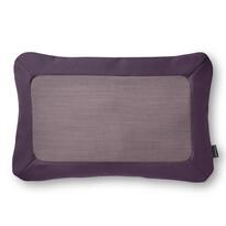 Polštářek Frame 40 x 60 cm, fialový