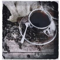 Obraz na plátne Café Sperlonga, 29 x 29 cm