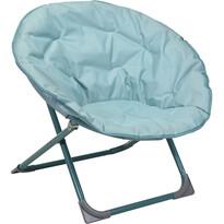 Měsíční židle modrá, 82 cm