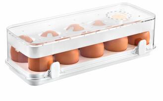Tescoma Purity Zdravá dóza do ledničky, 10 vajec