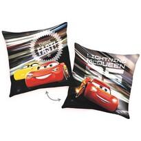 Polštářek Cars McQueen Fast, 40 x 40 cm