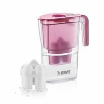 BWT filtračná kanvica Vida 2,6 l ružová+ filtr