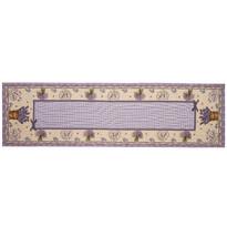 Levendula 2 hosszú asztalterítő, 33 x 120 cm