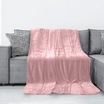 Pătură AmeliaHome Tyler, roz deschis, 150 x 200 cm