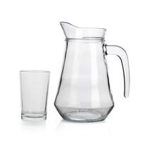 Džbán a 6 pohárov