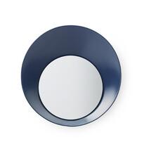Vešiak Ready Hook so zrkadielkom 20 cm, modrý