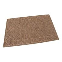 Vonkajšia rohožka textilná Bricks - Squares, 40 x 60 cm
