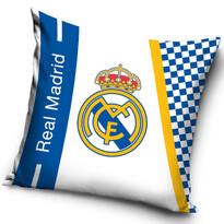 Polštářek FC Real Madrid Trio, 40 x 40 cm