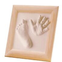 Odlievacia sada Baby Foot, 23,5 cm