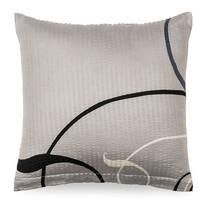 Obliečka na vankúš krepový satén Delissia gray, 40 x 40 cm