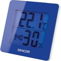 Sencor SWS 1500 BU hőmérő órával