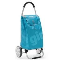 Gimi Galaxy nákupná taška na kolečkách azúrová