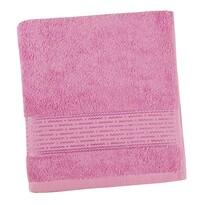 Ręcznik kąpielowy Kamilka Pasek różowy