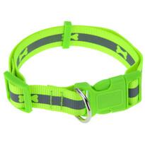Obroża dla psa Neon zielony, rozm. L