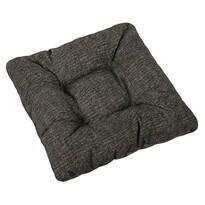 Sedák Ivo UNI čierna, 40 x 40 cm