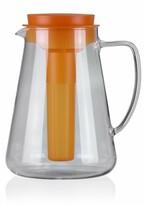 Tescoma TEO džbán s vyluhováním a chlazením, oranžová