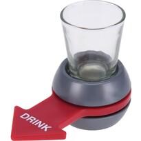 Párty hra Drinking shot spinner