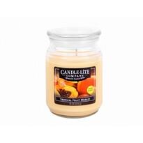 Candle-lite Świeczka zapachowa Mieszanka tropikalna, 510 g