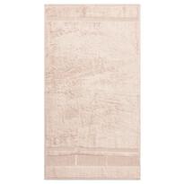 Ručník Bamboo krémová, 50 x 90 cm