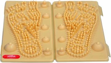 Összecsukható akupresszúrás masszázs alátét