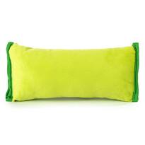 Ochraniacz na pas bezpieczeństwa, zielony