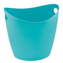 Cutie de depozitare Koziol Bottichelli, albastru, 28 l