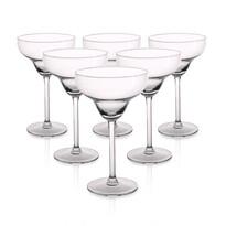 6-dielna sada pohárov na Margaritu Diamond, 210 ml